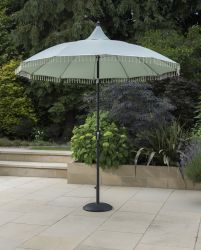 Norfolk Leisure 2.7m Carousel Parasol in Green